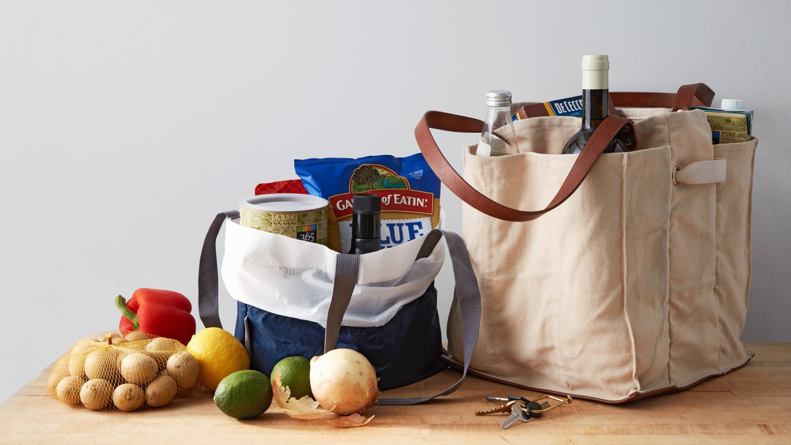 The Growing Number of Grocery Bag Options