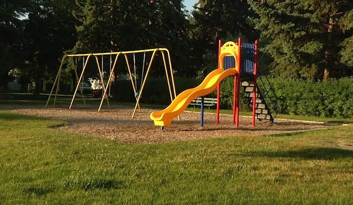 Get the funding you need for a neighborhood playground