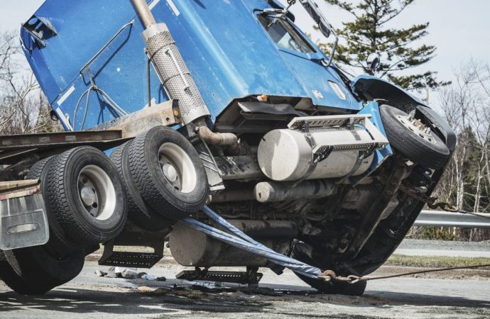 Damages And Liabilities Associated With Truck Accident Cases