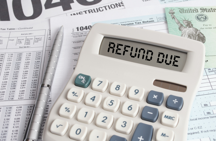 What Is The Use Of Income Tax/Refund Calculator?