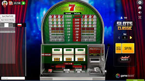 How can you categorize online slot machine games?